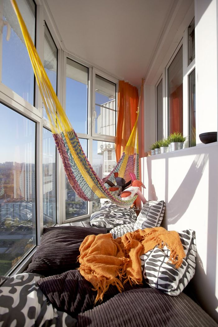 Ways You Can Reinvent Your Balcony 12