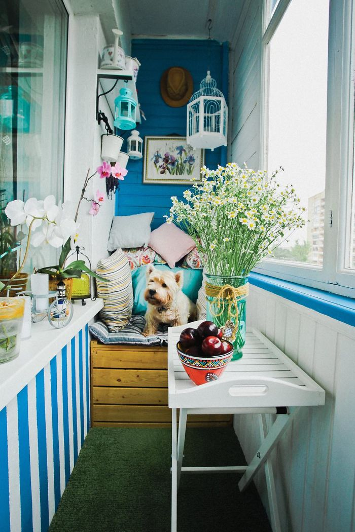 Ways You Can Reinvent Your Balcony 13