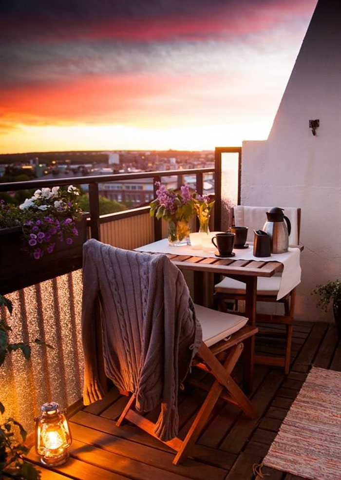 Ways You Can Reinvent Your Balcony 15