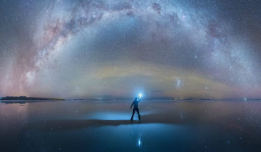 Daniel Kordan Shoots Milky Way Like Never Before!