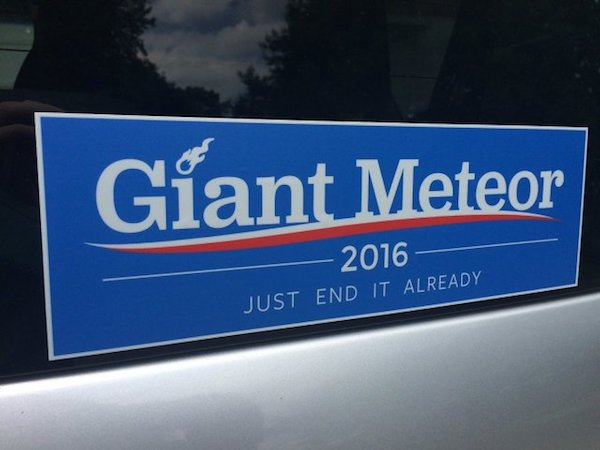 14 Hilarious Political Signs From The 2016 Presidential Campaign (11)