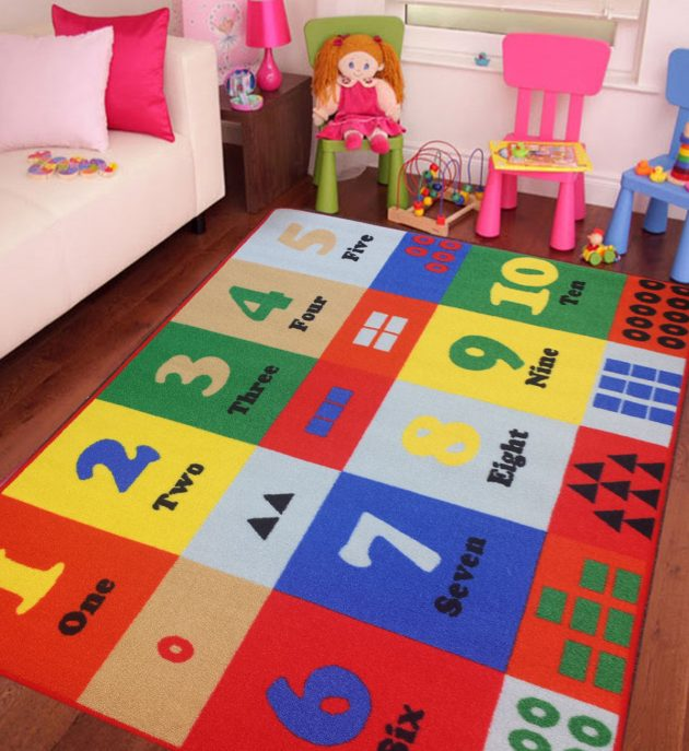 15 Amazing Carpet Ideas For Your Child's Room (11)