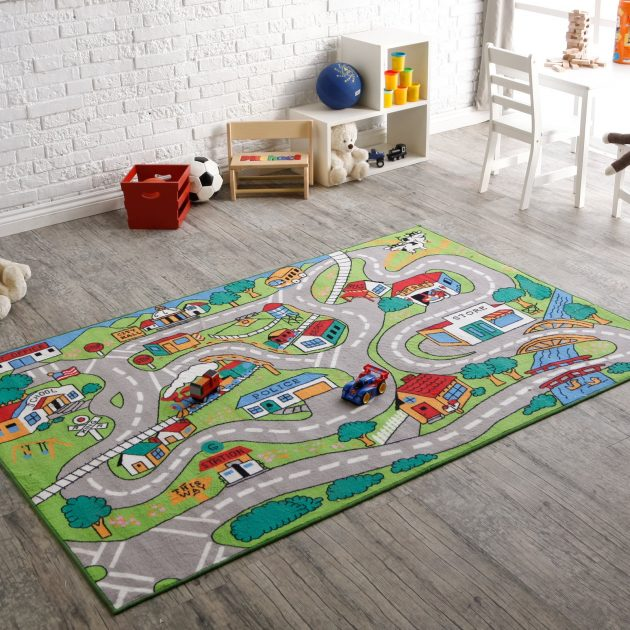 15 Amazing Carpet Ideas For Your Child's Room (3)