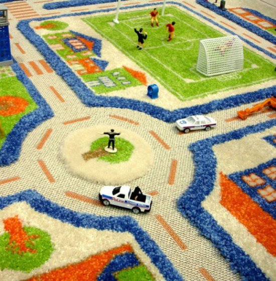 15 Amazing Carpet Ideas For Your Child's Room (5)