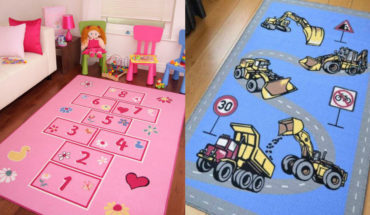 15 Amazing Carpet Ideas For Your Child's Room
