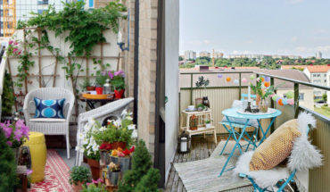 20 Ways You Can Make Your Small Balcony Look Extraordinary