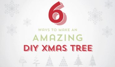 6 Different Ways You Can Make A Christmas Tree