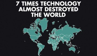 Here's How Technology Wrecked The World