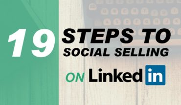Here's How You Can Use LinkedIn To Sell Socially