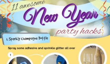 11 New Year Party Ideas You Must Try This Year - Infographic