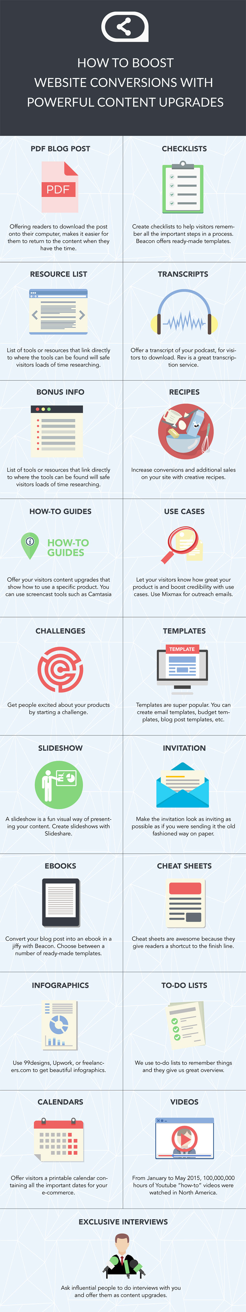 17 Brilliant Ways To Enhance Your Website Conversions