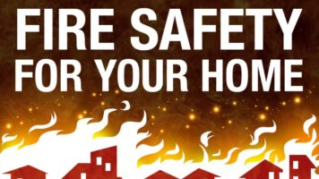 Fire Proof Your Home In These 8 Ways - Infographic