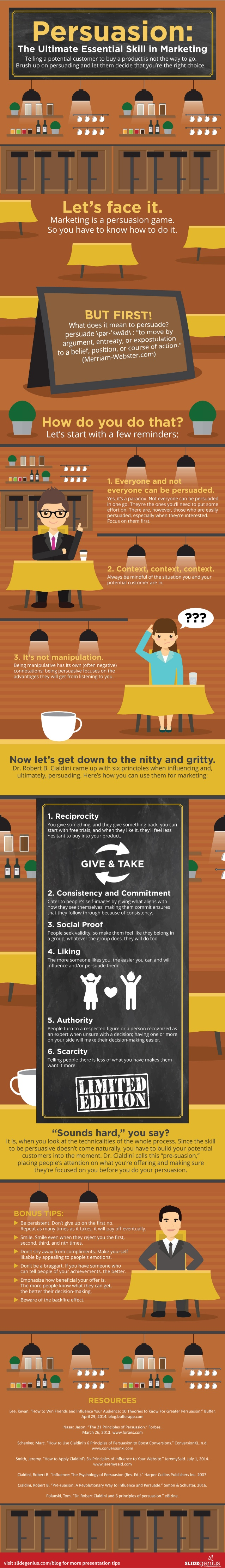 How Can You Rock At The Marketing Game? - Infographic