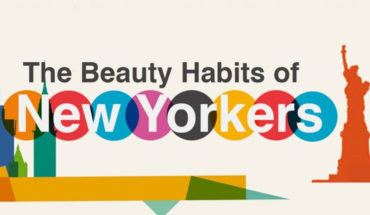 Learn About New Yorkers' Beauty Habits - Infographic