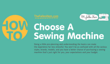 Planning To Buy A Sewing Machine? Read This! - Infographic