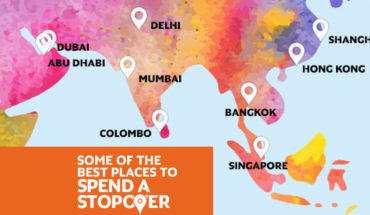 10 Must Visit Cities - Infographic