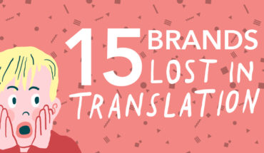 15 Hilarious Brand Title Fails - Infographic