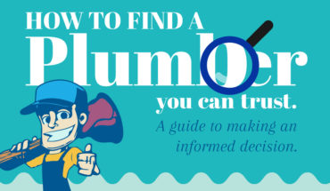 Choosing The Right Plumber - Infographic