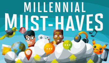 Essentials For Millennial - Infographic