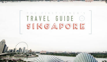 Singapore - Beginner's Travel Guide - Infographic