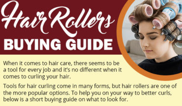 The Perfect Hair Roller For You - Infographic