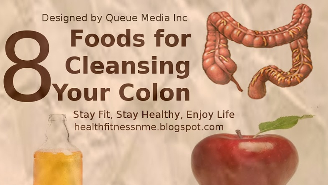 Foods That Clean Your Colon Naturally