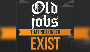 Unbelievable Jobs That Used To Exist - Infographic