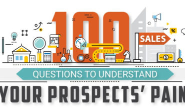 What You Should Be Asking Your Prospects - Infographic