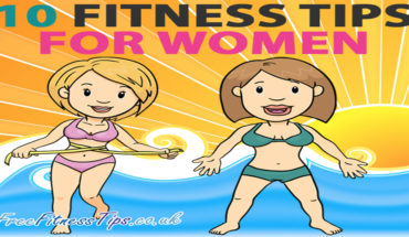 Female Fitness Hacks - Infographic