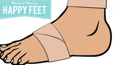 How To Have Healthy and Happy Feet - Infographic