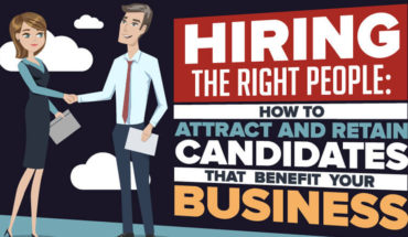 How To Hire The Correct People For Your Company - Infographic