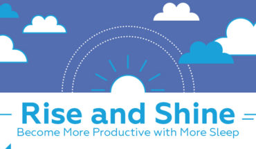 Increase Your Productivity By Increasing Your Sleep - Infographic