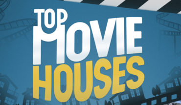 Most Iconic Movie Houses – Real or Not? - Infographic
