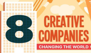 These Creative Companies Are Changing The World! - Infographic