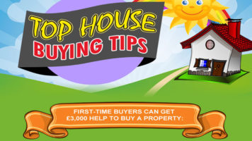 A Guide To Buying Houses - Infographic GP