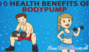 BodyPump And Its 10 Health Benefits - Infographic