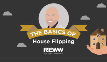 Everything You Need To Know About House-Flipping  - Infographic