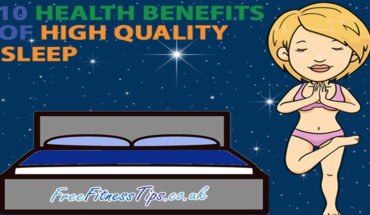 Sleeping Is Beneficial For Your Health - Infographic GP
