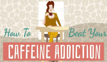8 Steps To Overcoming Your Caffeine Addiction - Infographic