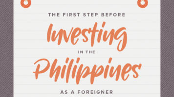 A Foreigner's Guide To Investing In The Philippines - Infographic