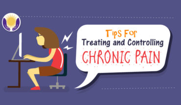 A Guide To Dealing With Chronic Pain - Infographic