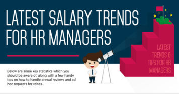 An HR Manager's Guide To Dealing With Salary Trends - Infographic