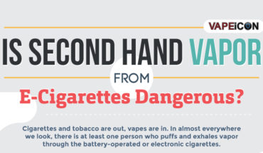 Are E-Cigarettes Really As Safe As You Think They Are? - Infographic