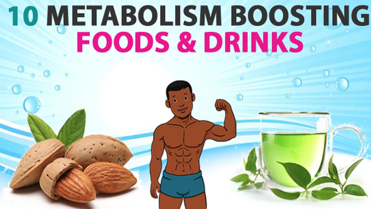 What foods improve metabolism