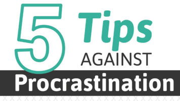 Hacks For Fighting Procrastination - Infographic