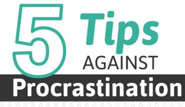 Hacks For Fighting Procrastination - Infographic