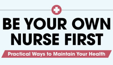 How To Take Care Of Your Own Health - Infographic