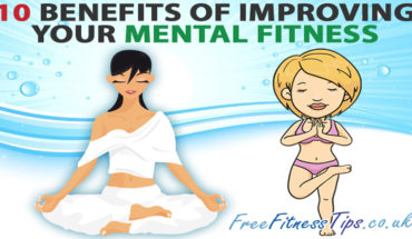 Improving Your Mental Fitness Can Benefit You Greatly - Infographic