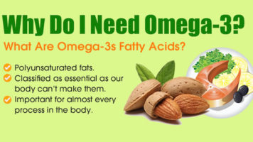 Omega-3 Fatty Acids That Are Most Important - Infographic