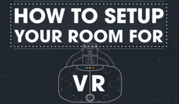 A Guide To Preparing Your Room For VR - Infographic